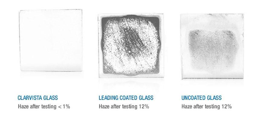 Make bath & shower glass last